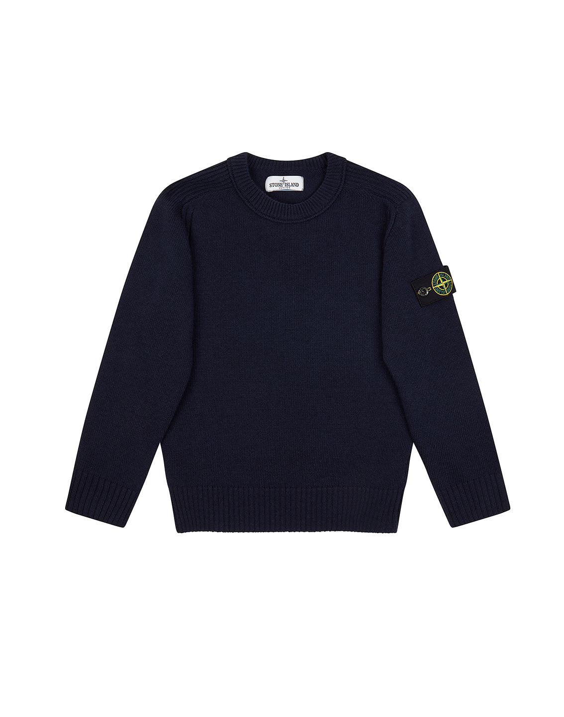 506A1 Crewneck Knit in Navy Blue