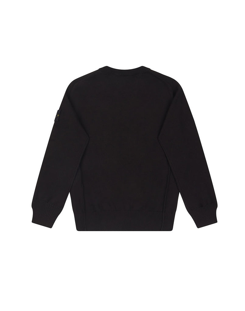 502A4 Knitwear in Black