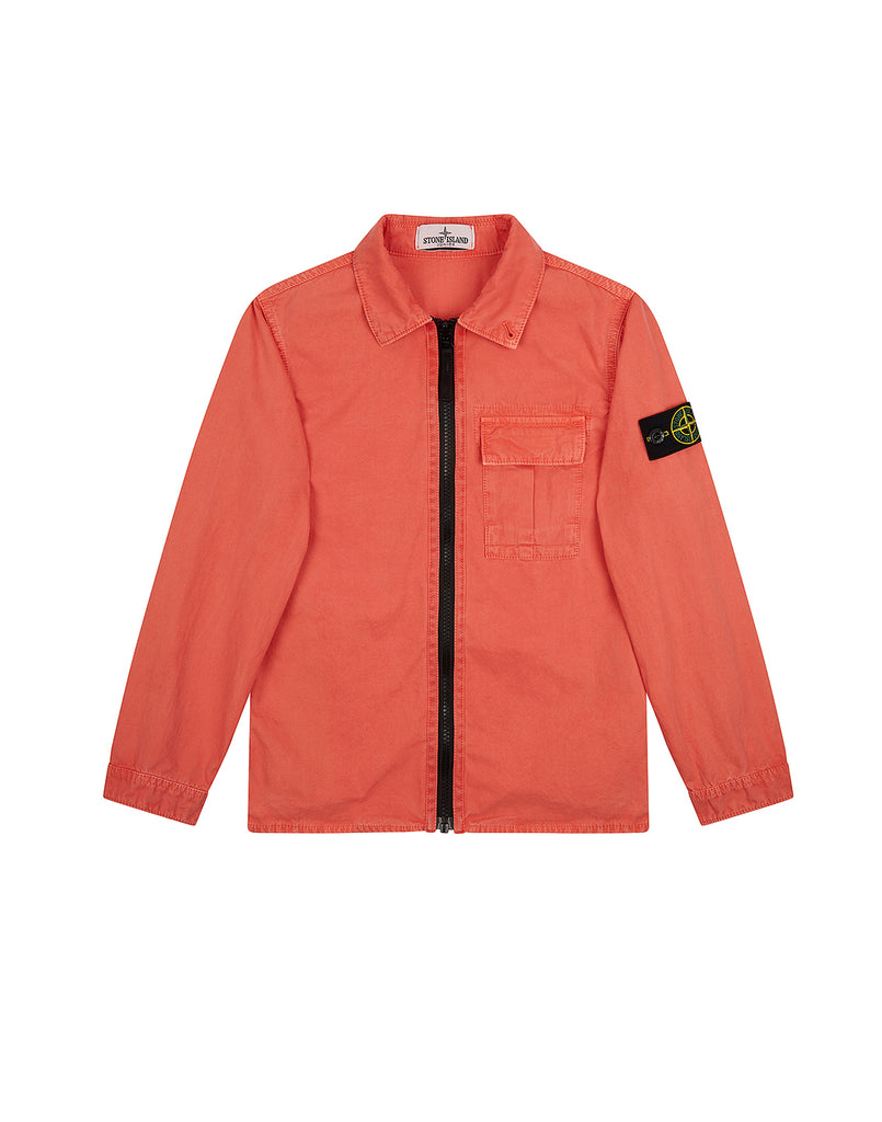 10203 Overshirt in Lobster