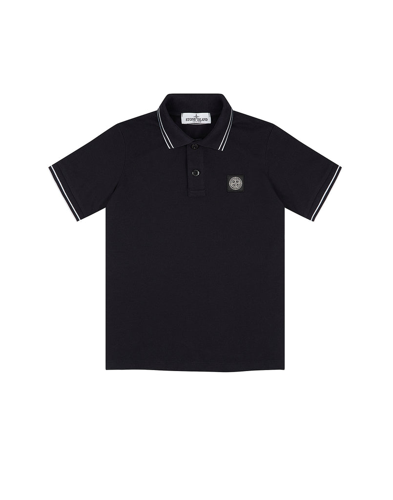 21348 Polo Shirt in Navy Blue