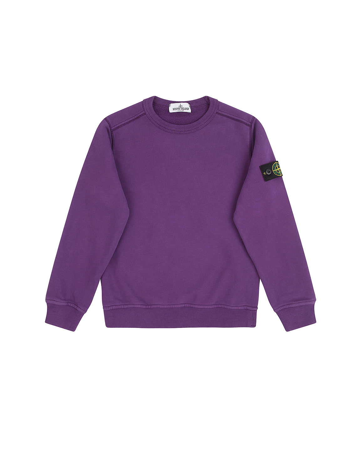 60940 COTTON FLEECE in Purple