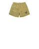 B0213 Nylon Metal Swimming Shorts in Lemon