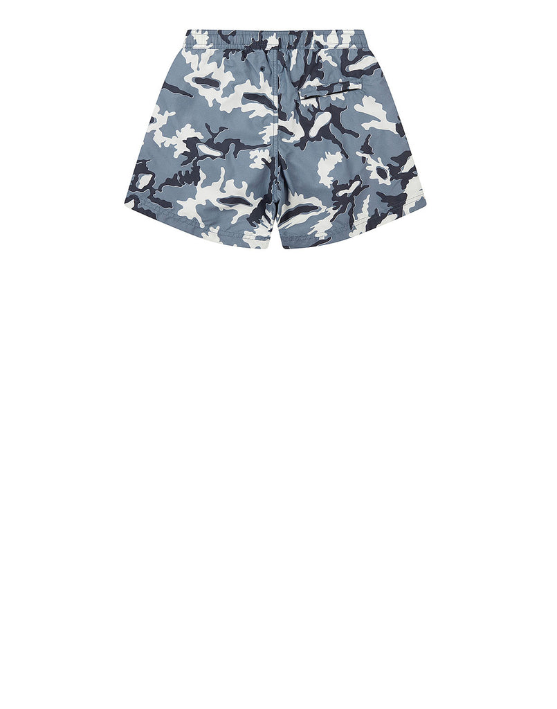 B0416 Swimming Shorts in Navy Blue