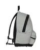 90564 GARMENT DYED PLATED REFLECTIVE RUCKSACK in Black