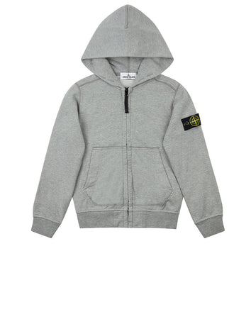 Stone Island Kids 60940 Sweatshirt in Navy