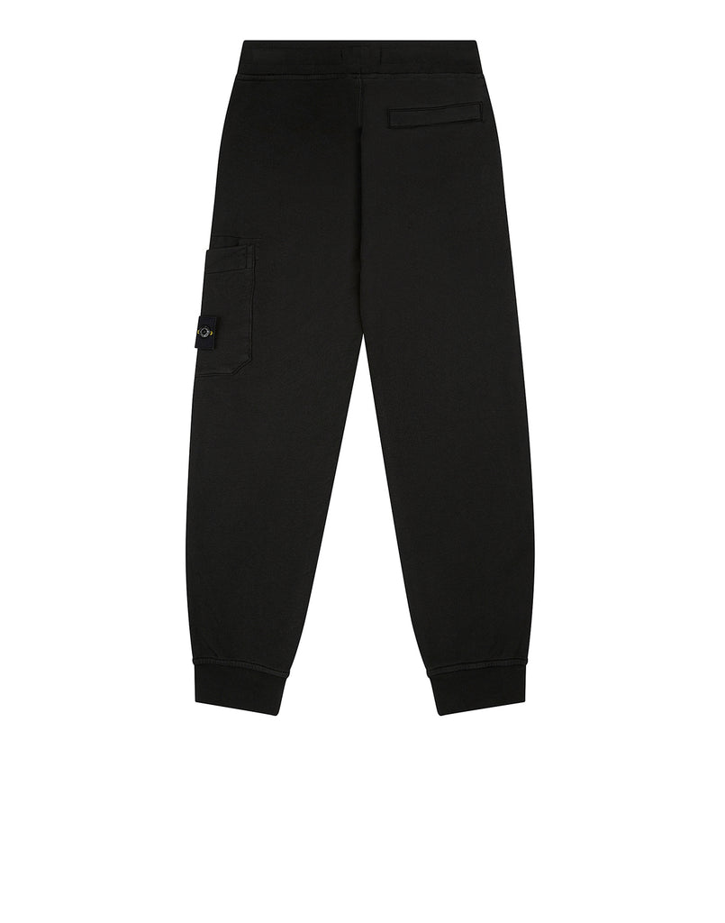 60640 Fleece Pants in Black