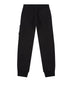 61540 Fleece Pants in Black