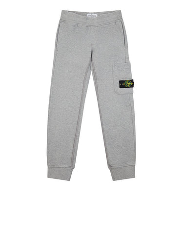 60840 Fleece Jogging Trousers in Dust
