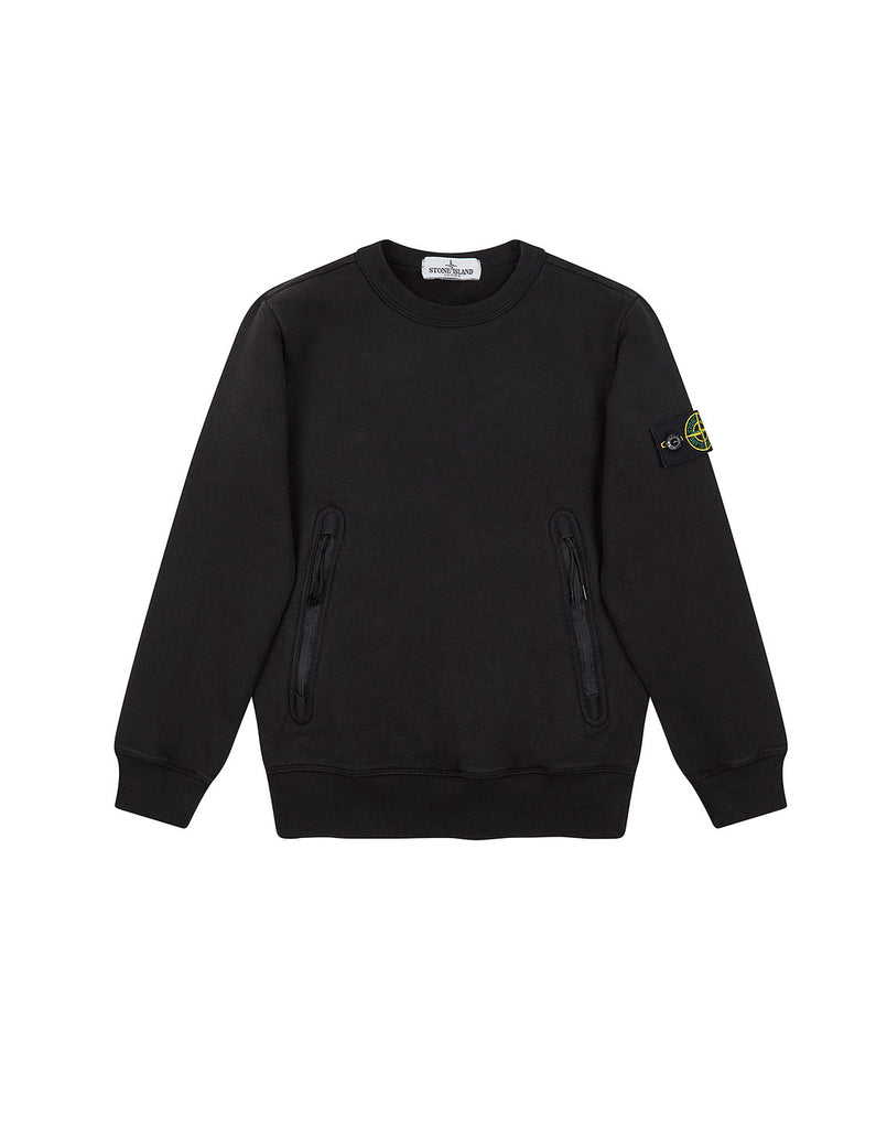 60442 Crewneck Sweatshirt in Black