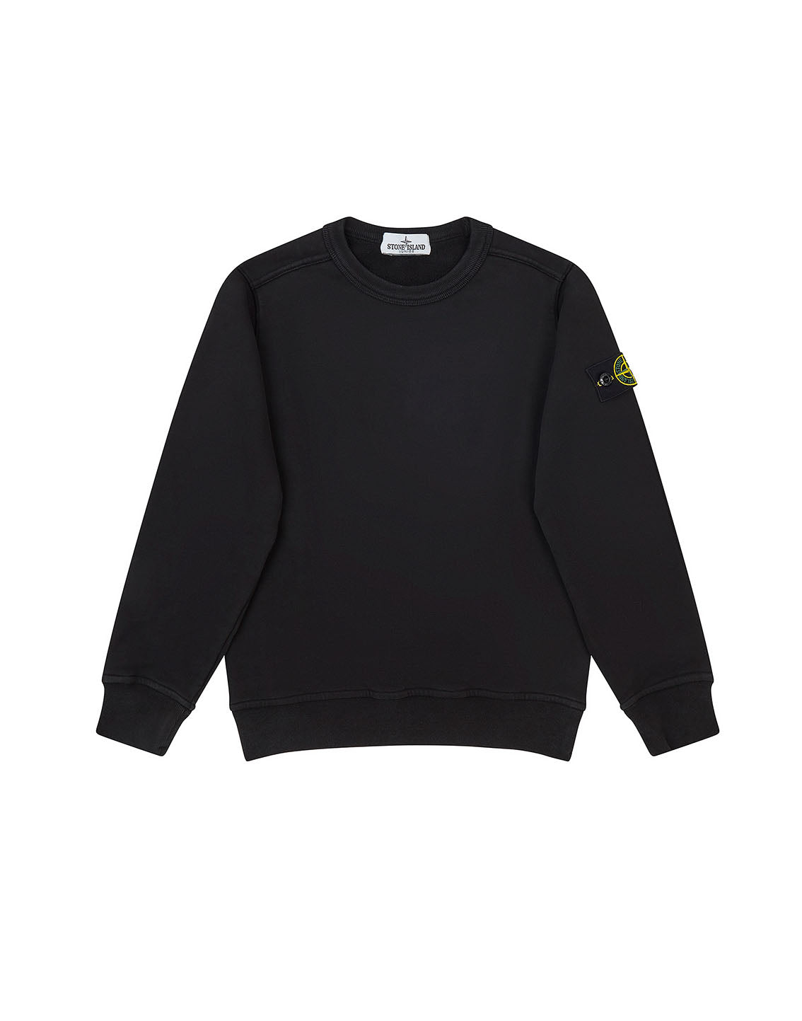 60940 Crewneck Sweatshirt in Black