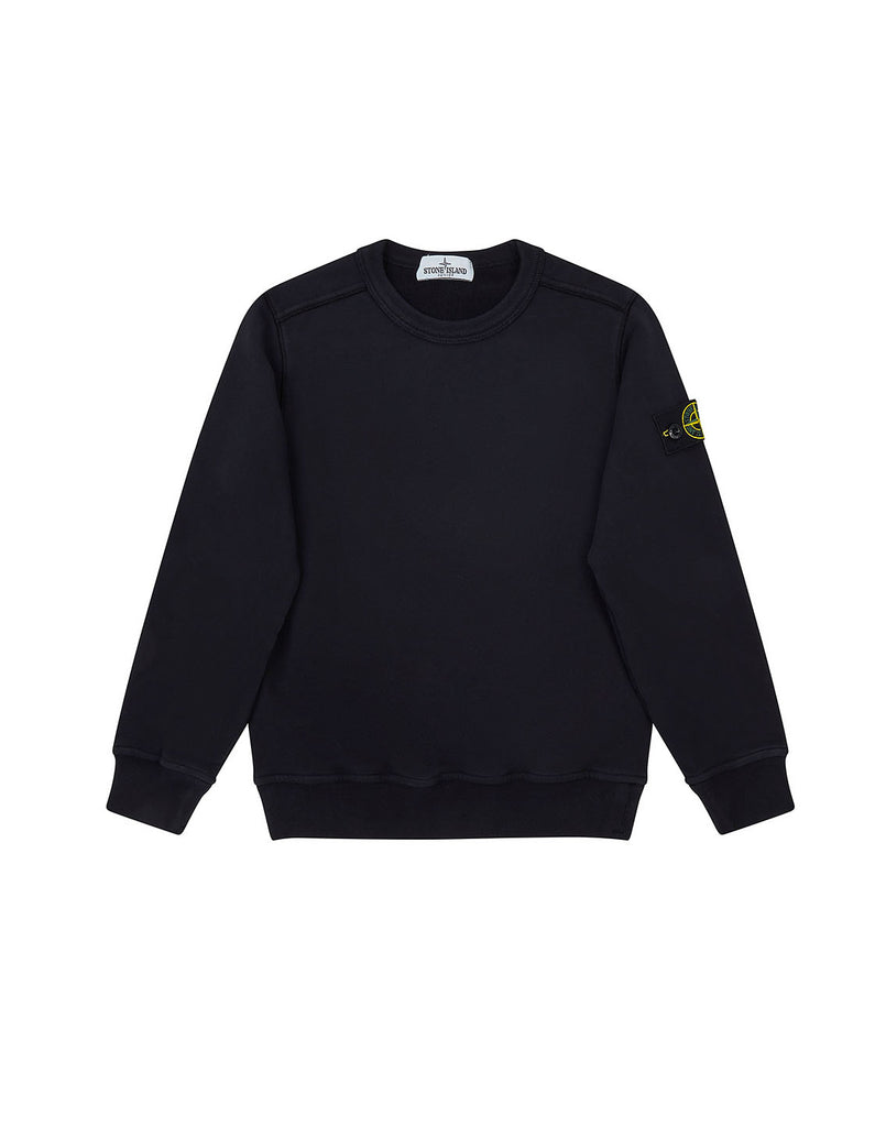 60940 Crewneck Sweatshirt in Navy Blue