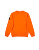 60940 COTTON FLEECE in Orange