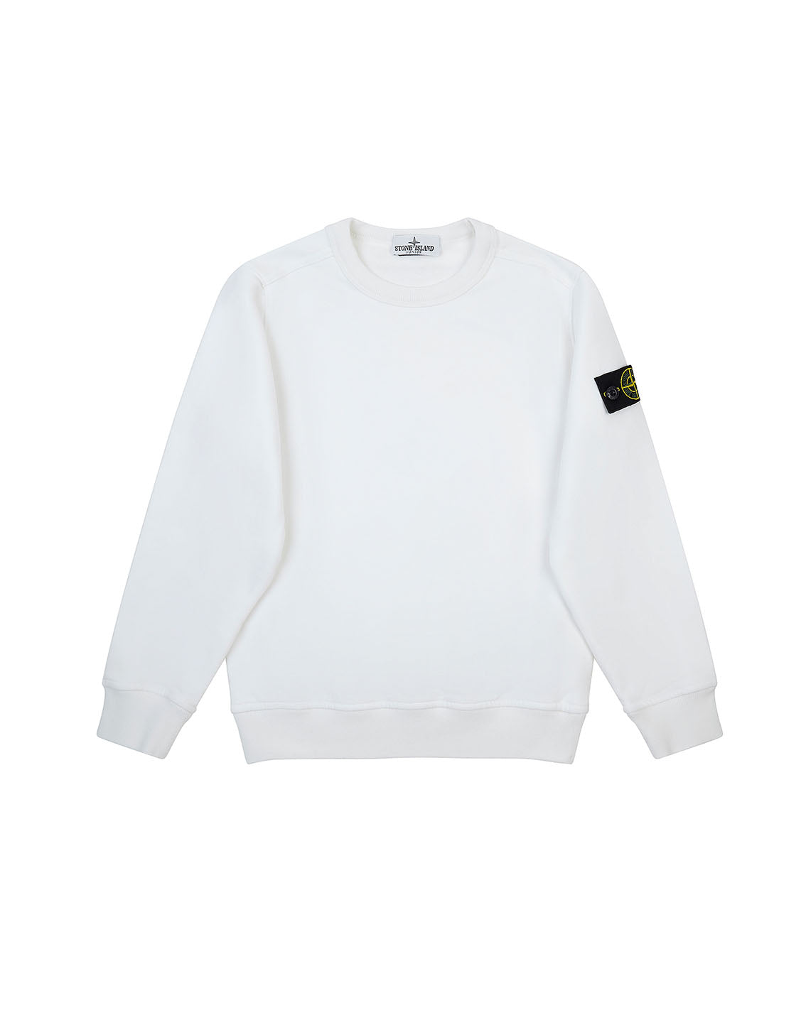 60940 Crewneck Sweatshirt in White