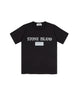 20246 Reflective Print T-Shirt in Black