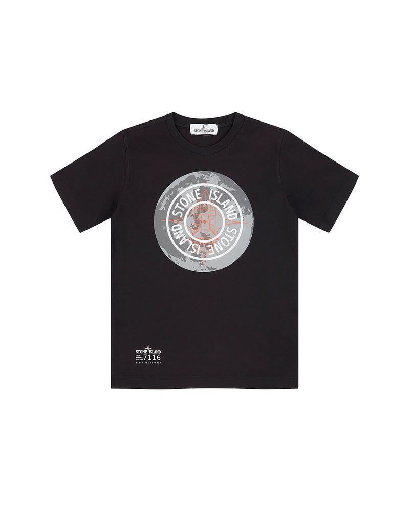 21052 T-Shirt in Black