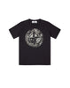 21057 Compass T-Shirt in Black