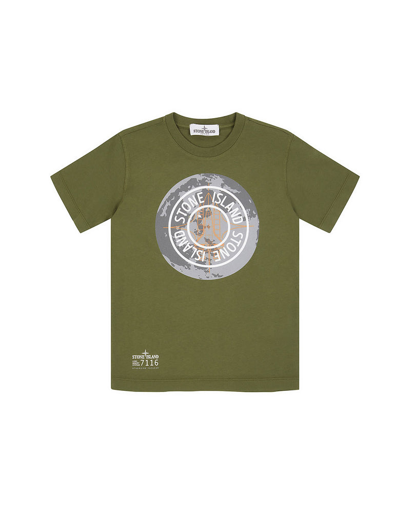 21052 T-Shirt in Military Green