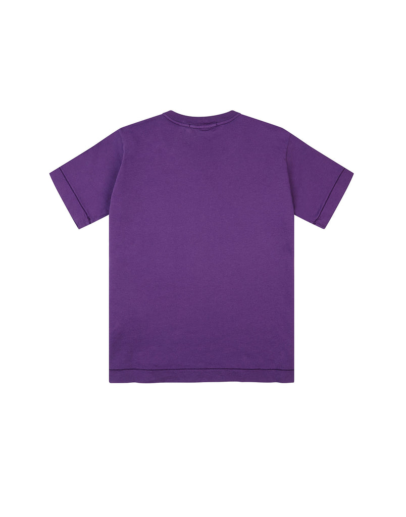 20147 Short Sleeve T-Shirt in Purple