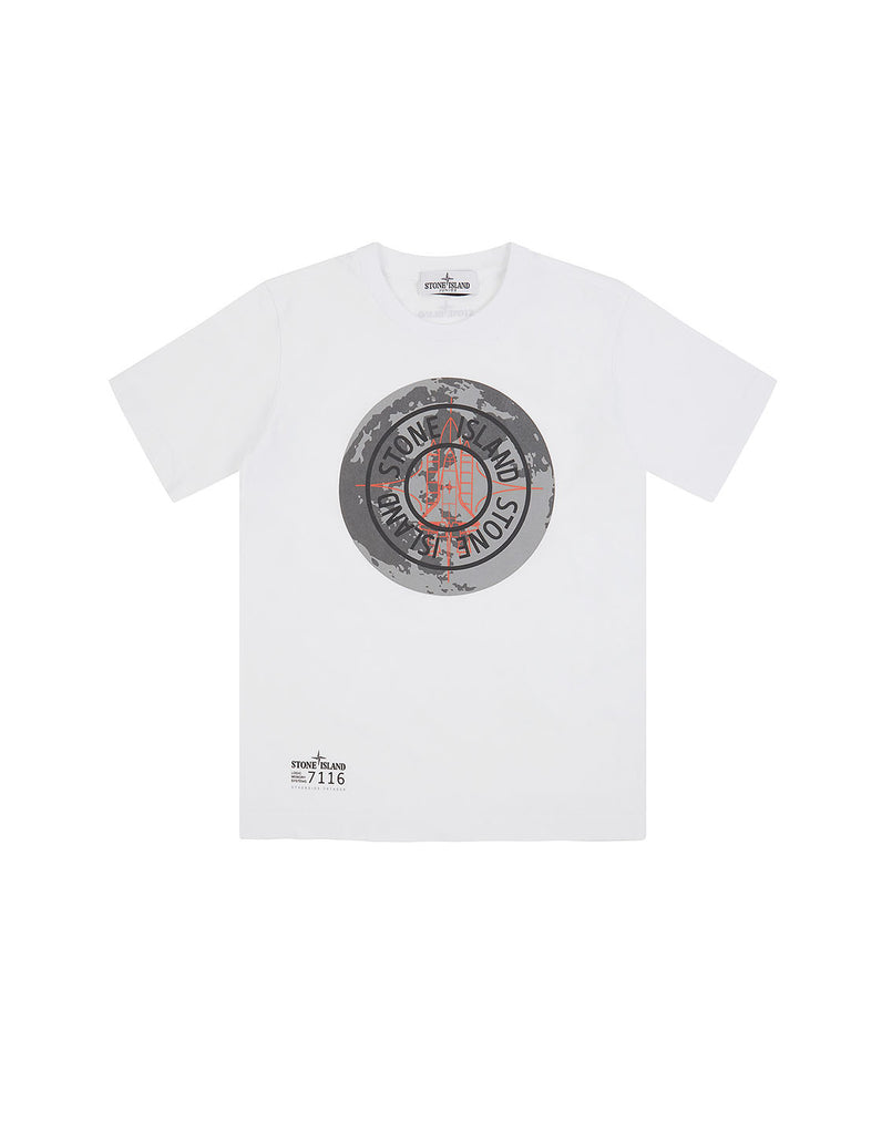 21052 T-Shirt in White