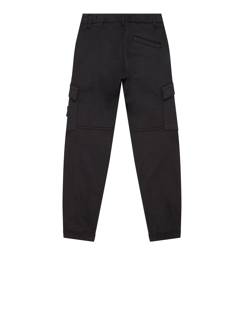 30214 Cargo Trousers in Black