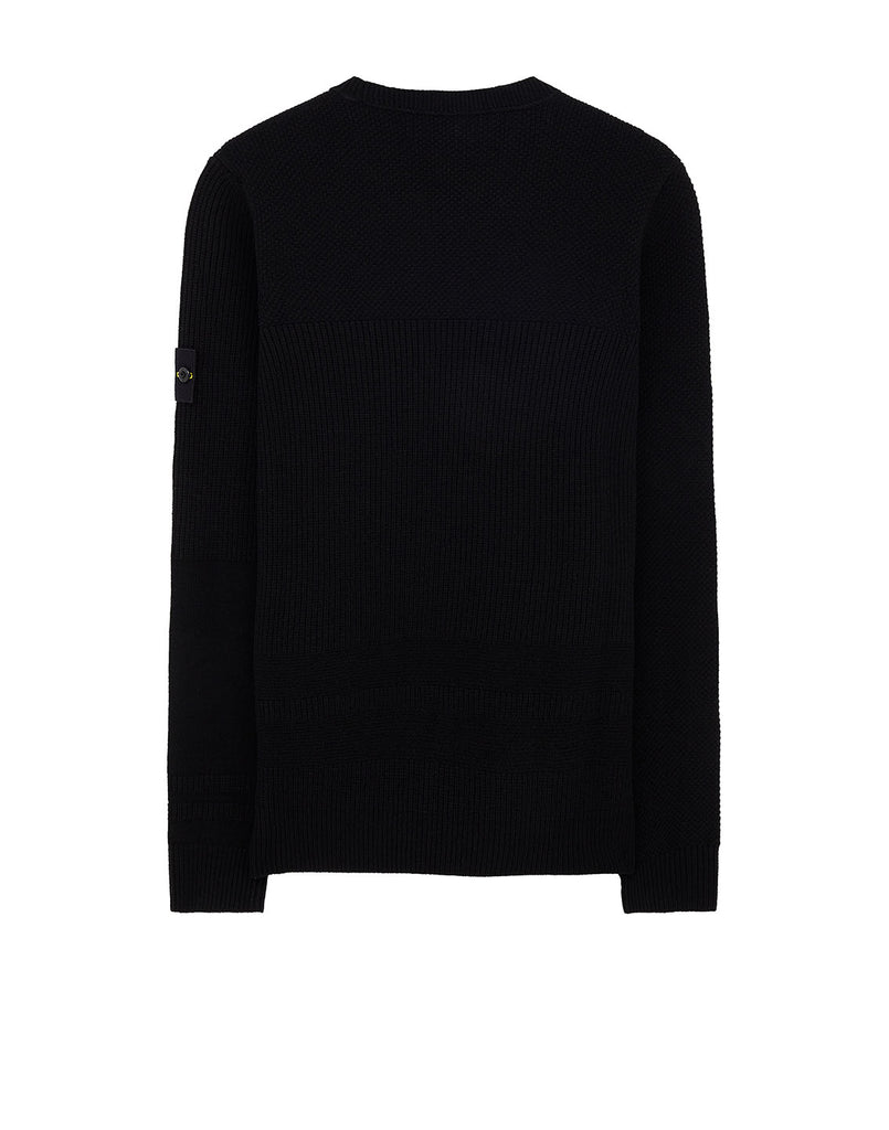 592A1 Crewneck Knit in Black