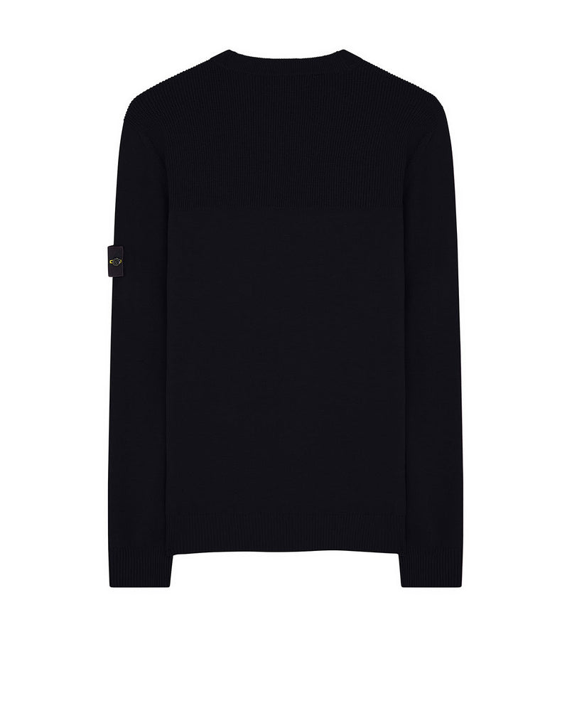 591A1 Crewneck Knit in Black