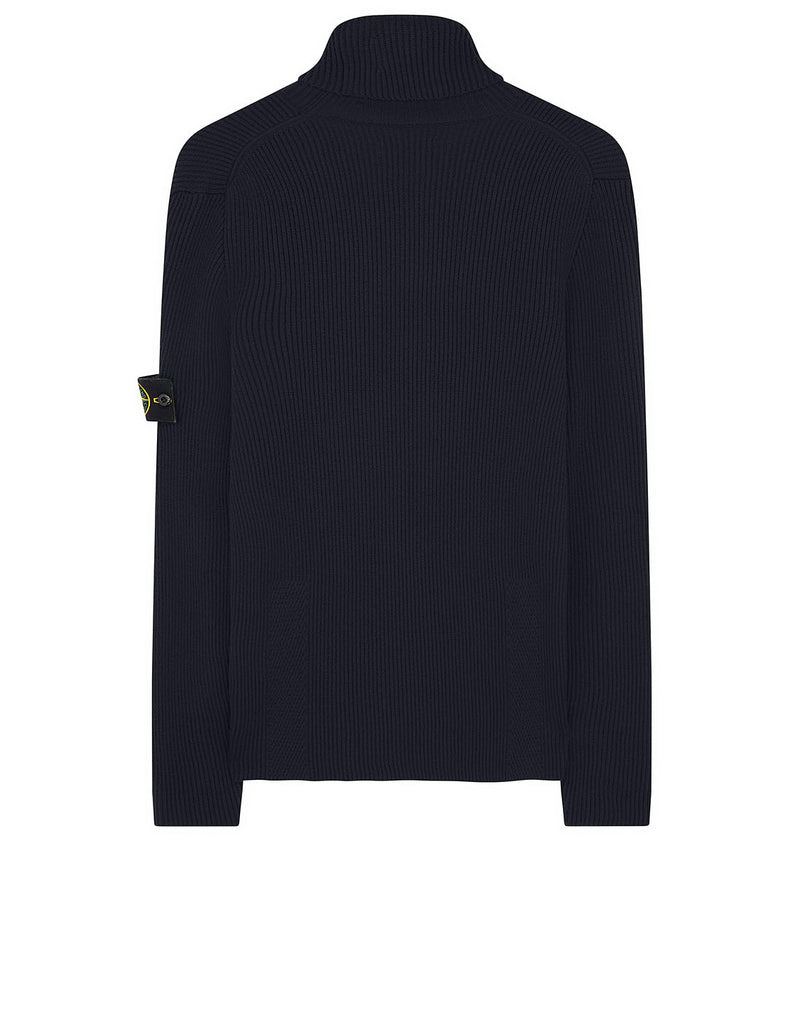 522C2 Turtleneck Jumper in Navy