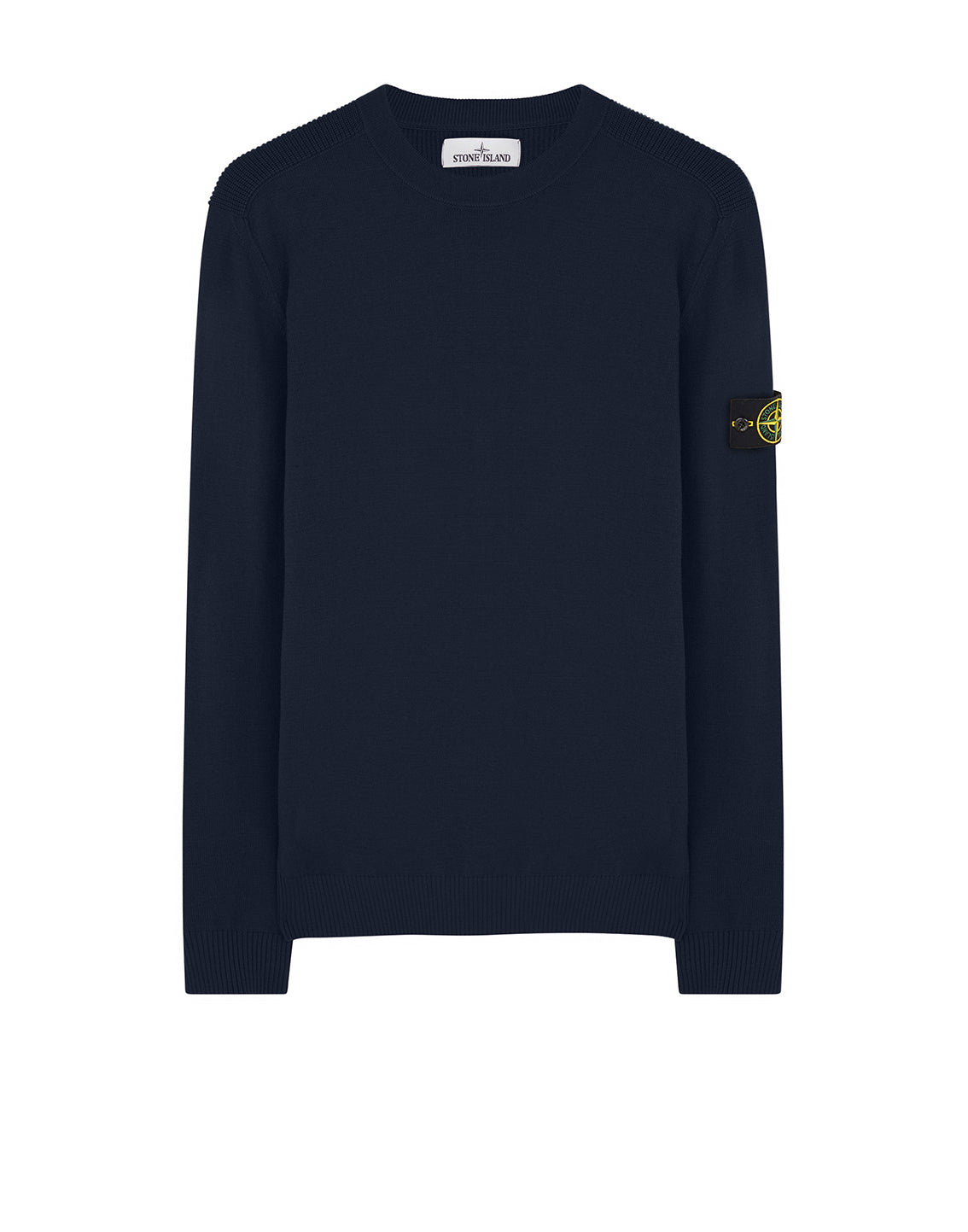 591A1 Crewneck Knit in Navy