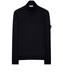 528C4 Rollneck Jumper in Navy