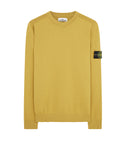 591A1 Wool Knit in Mustard