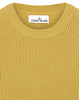 592A1 Crewneck Knit in Mustard