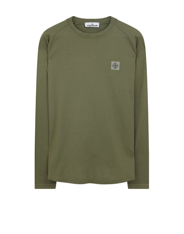21112 Long Sleeve T-Shirt in Sage