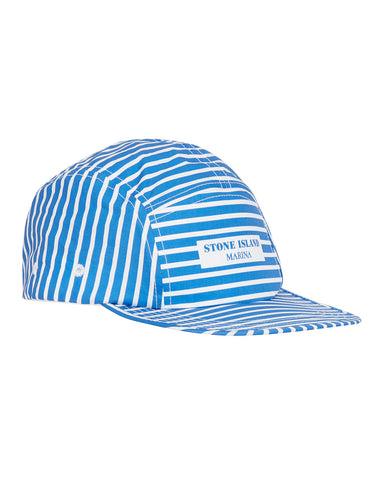 993XC STONE ISLAND MARINA Hat in Periwinkle