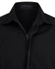 116F4 Overshirt in Black