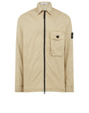 114WN T.CO-OLD Overshirt in Bark