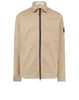 11905 Overshirt in Bark