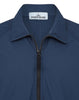 10810 Overshirt in Blue Marine