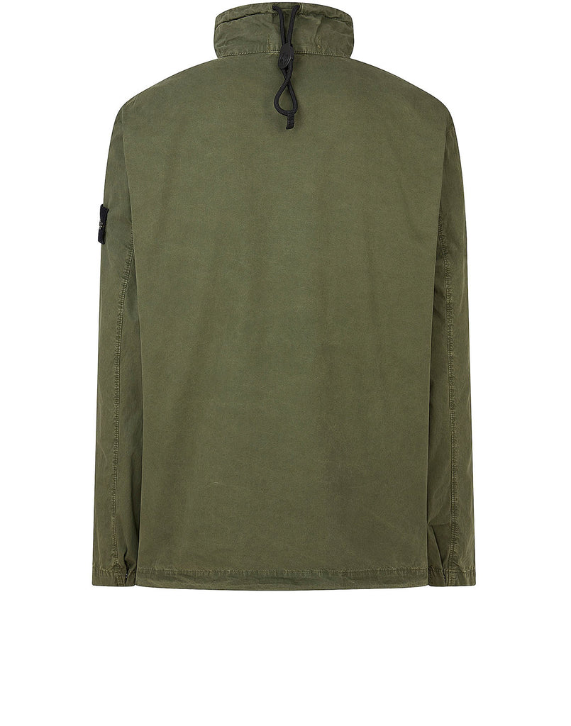 113WN T.CO+OLD Overshirt in Olive