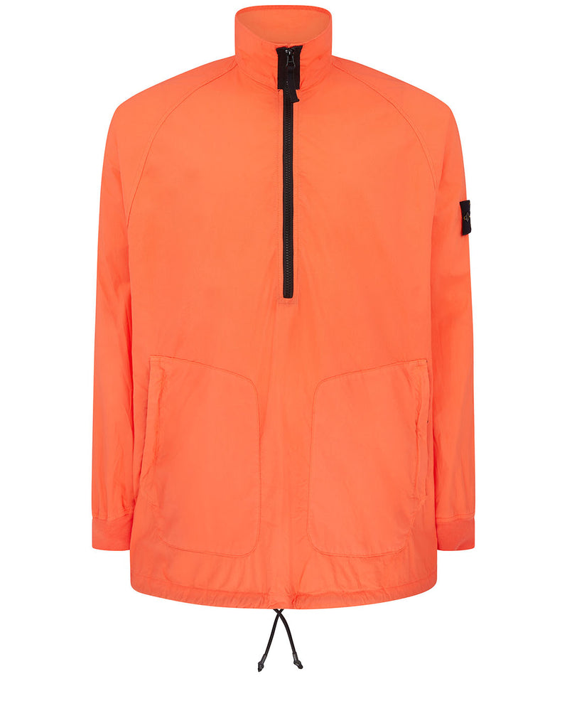 10810 Overshirt in Orange Red