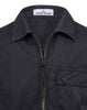 115WN Overshirt in Navy Blue