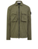 10904 Overshirt in Olive