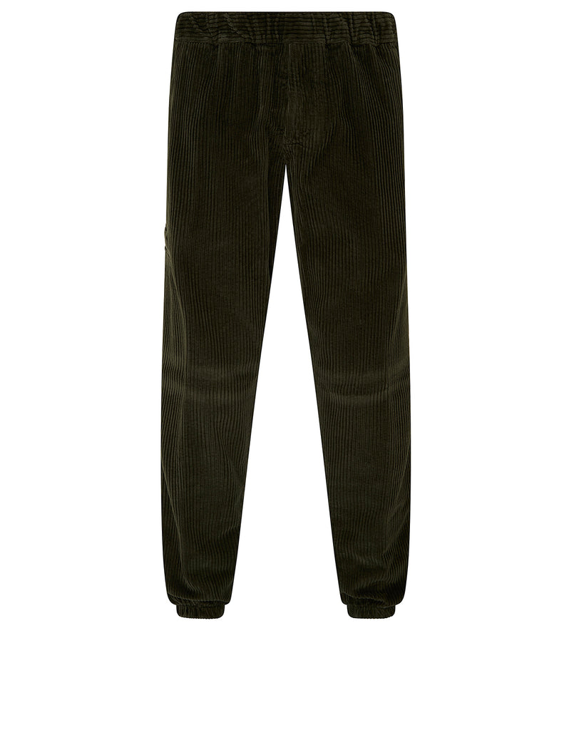 32211 Corduroy Pants in Dark Forest