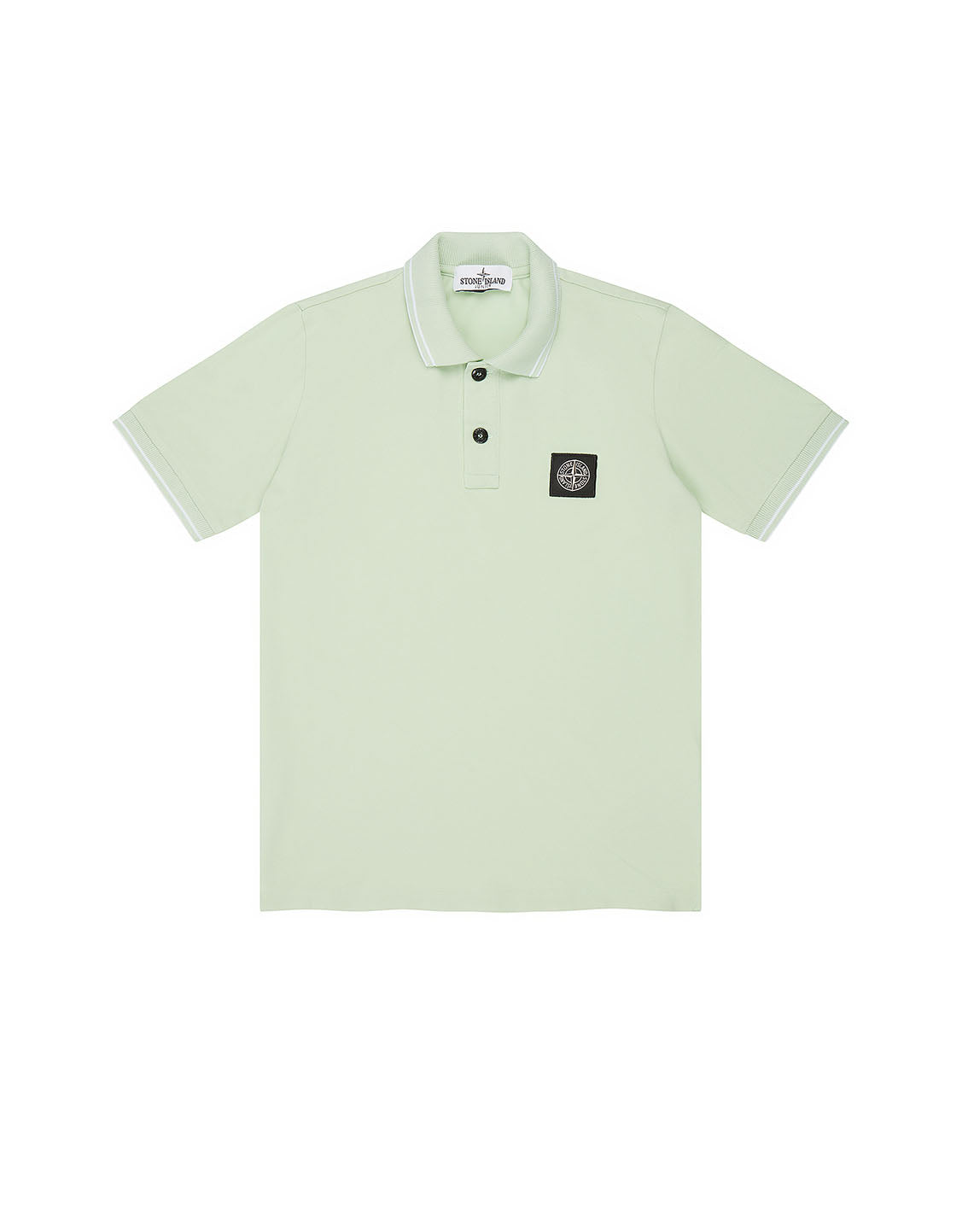 21348 Polo Shirt in Light Green