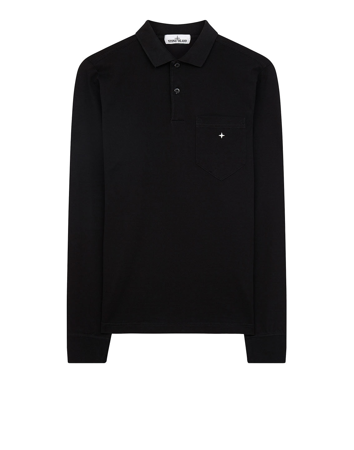 21112 Polo Shirt in Black