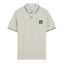 22S18 Polo Shirt in Dust