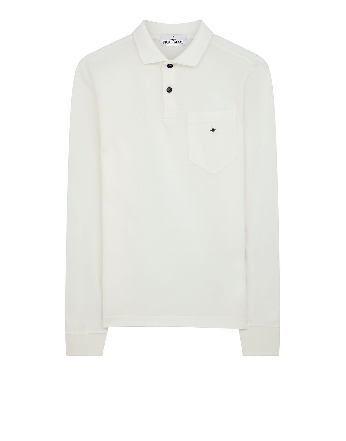 21112 Polo Shirt in Natural