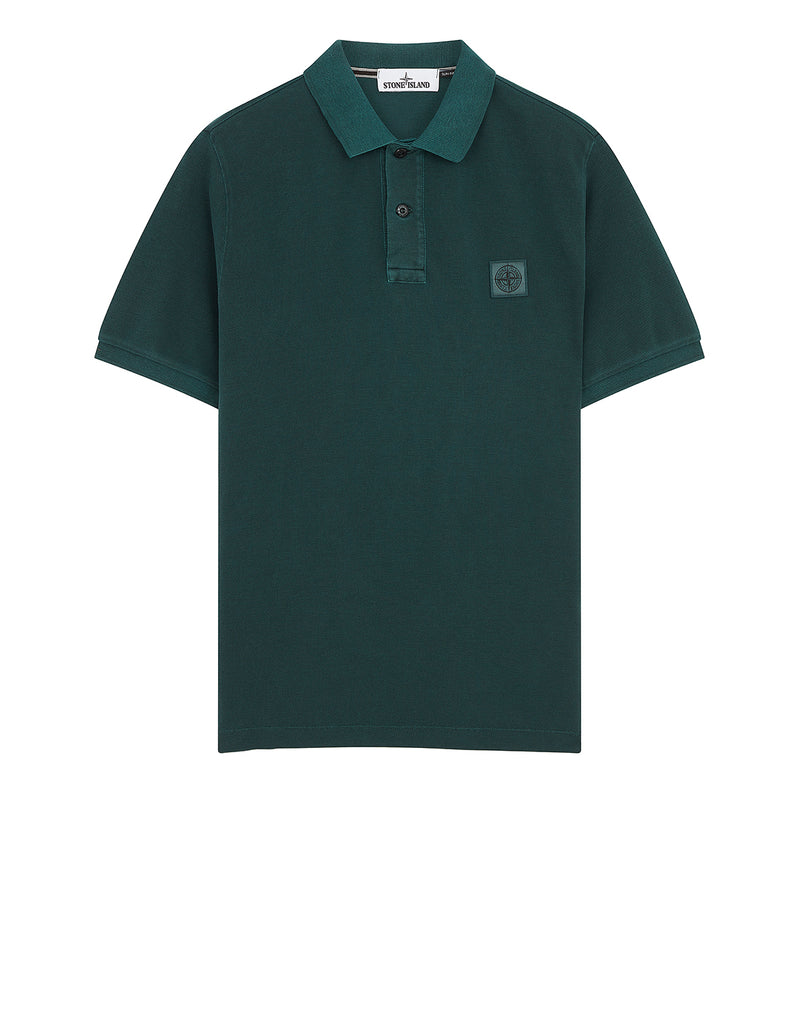 22S18 Polo Shirt in Petrol