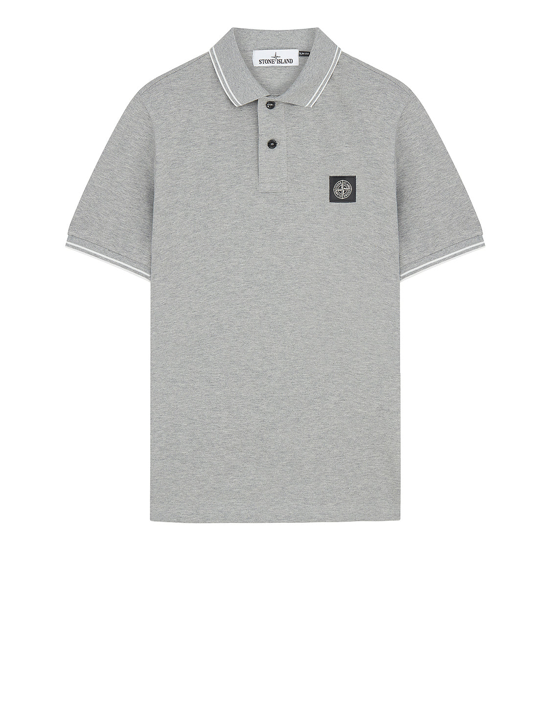 22S18 Polo Shirt in Powder