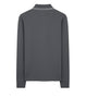 2Ss18 Long Sleeve Polo Shirt in Charcoal