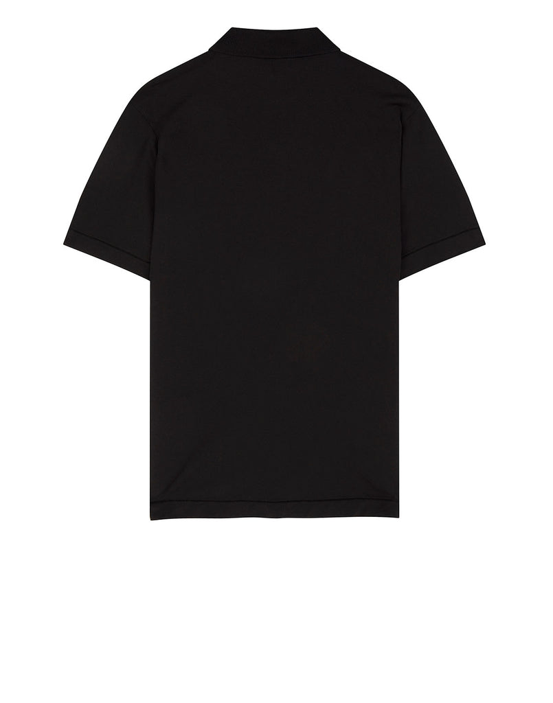 22613 Polo Shirt in Black
